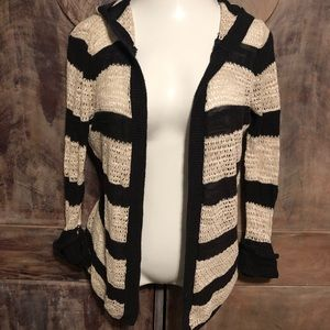 Maurices Open Front Cardigan